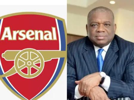 Meet the Nigerian Billionaire that wants to Buy a 35% Stake in Arsenal.