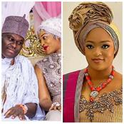Ooni Of Ife's Wife Queen Naomi Sikekunola Celebrates Her Birthday Today In Lovely Dress (Photos)