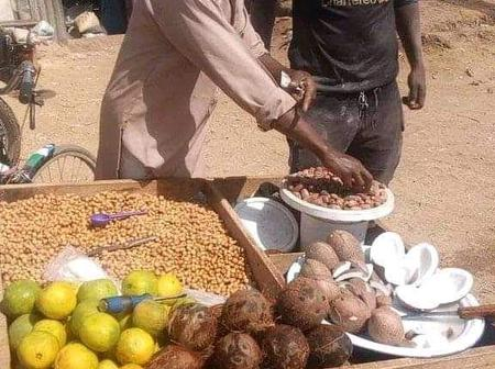 Meet Physics Graduate Who Sells Oranges And Coconut On The Street