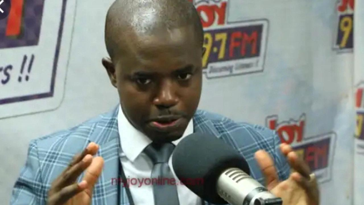 He Was My Criminal Law Lecturer For One Year At The Law School - Edudzi Tamakloe Reveals