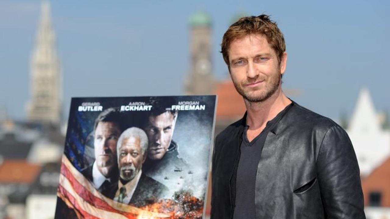 Gerard Butler sues 'Olympus Has Fallen' producers for £7million