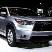 What you need to know about Toyota Highlander.