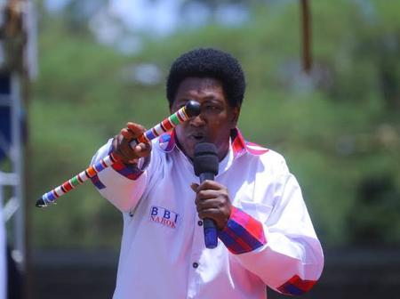 Uproar As Ole Kina Tells Government to Impose Total Lockdown In Kenya due to New Covid Strain