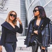 Have Bonang And Pinkygirl Split? Well here is the answer?