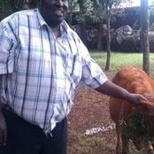 Uasin-Gishu Residents Mourn Death Of Prominent Farmer Mr Christopher Kiptum