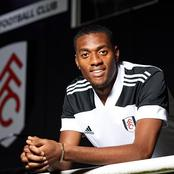 Nigerian Fulham player tells where his sights are fixed.