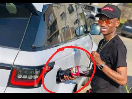 Billiat Is Crazy! Look At What He Did to His R2Million Car!