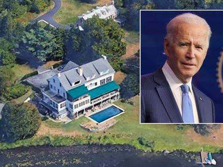 Even Before Moving To The White House, Joe Biden Lived Like A King, See Mansions