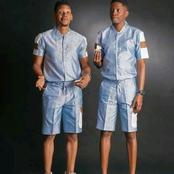 Meet Ex BBNaija housemate and his twin brother (Photos)