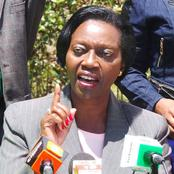 Why Martha Karua Was Mentioned During the Recruitment a New Chief Justice on Monday