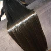 خلطة تطويل الشعر بدون أدوية بسرعة فائقة بمكونات من المنزل