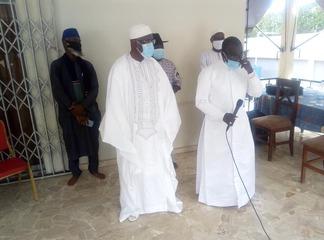 Côte d'Ivoire-Religion : Le forum des religieux chez le nouveau chef de la Communauté musulmane