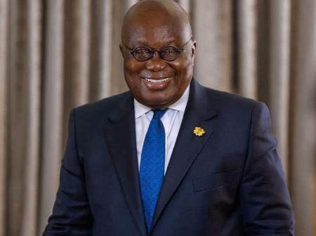 Akufo-Addo Massively 'Praised' After This Good News Popped Up Online
