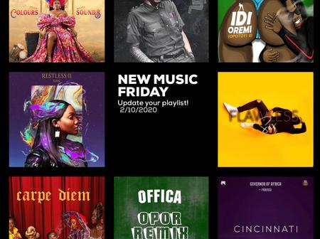 Olamide, Tekno, Niniola, Simi and Others Out With New Music (Check Out The Full List)