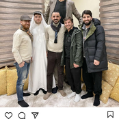 Remember Sultan Kosen The Tallest Man? Check Out This Recent Photo He Shared