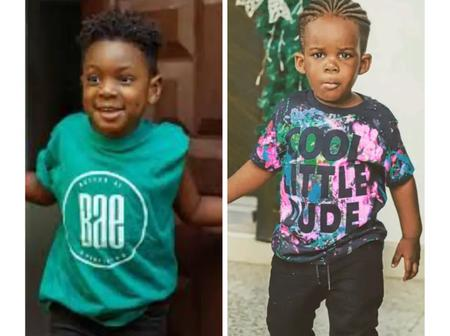 5 Ghanaian Celebrities Whose Sons Have Dreadlocks - See Some Awesome Photos