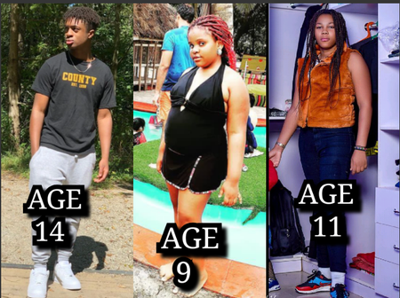 See How Grown Up These 8 Celebrity Kids Are Now (See Photos)