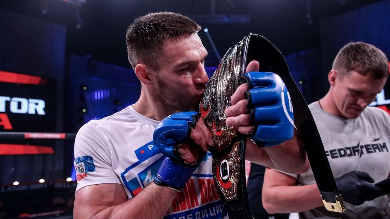 Nemkov decisions Davis to defend Bellator title