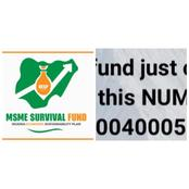 Survival Fund Second Batch Applicants: Please don't Ignore this phone number when it calls