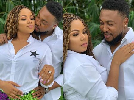 Check Out 10 Photos of Baba Rex's Wife and His 2 Children.