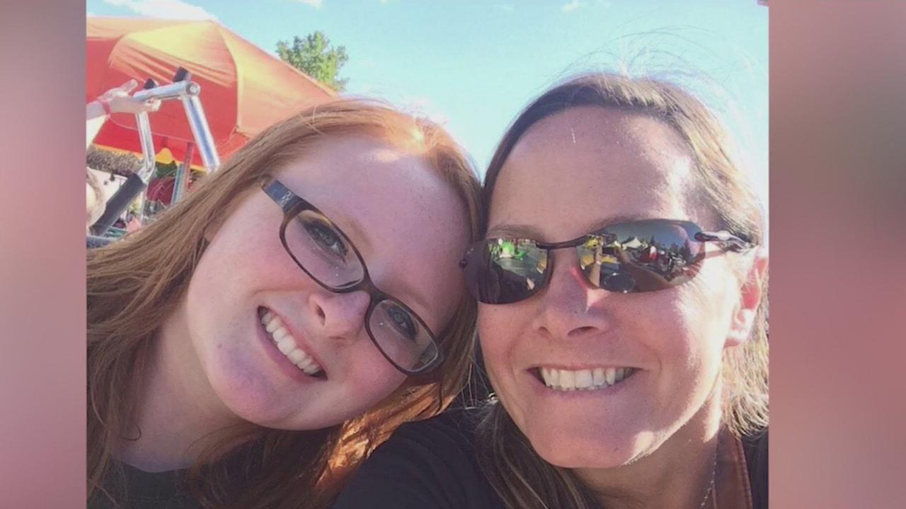 Mother and daughter nurses celebrate Mother's Day and graduations