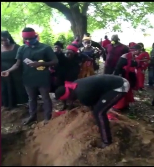 ee4a19cd6730b80ae071d2498e5dc351?quality=uhq&resize=720 - Mass Burial: Tears Flow As 4 Children Who Perished In A Fire At Amasaman Goes To Their Maker Today