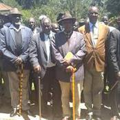 The Kalenjin criteria and steps of how to describe yourself in front of elders