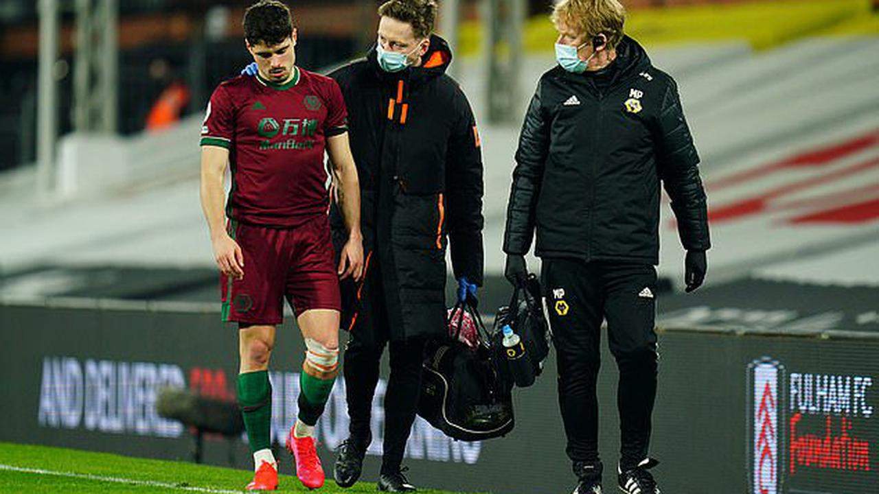 Pedro Neto out for the rest of the season and will MISS Euro 2020 in blow to Portugal as Wolves midfielder prepares for surgery on knee injury sustained in win over Fulham