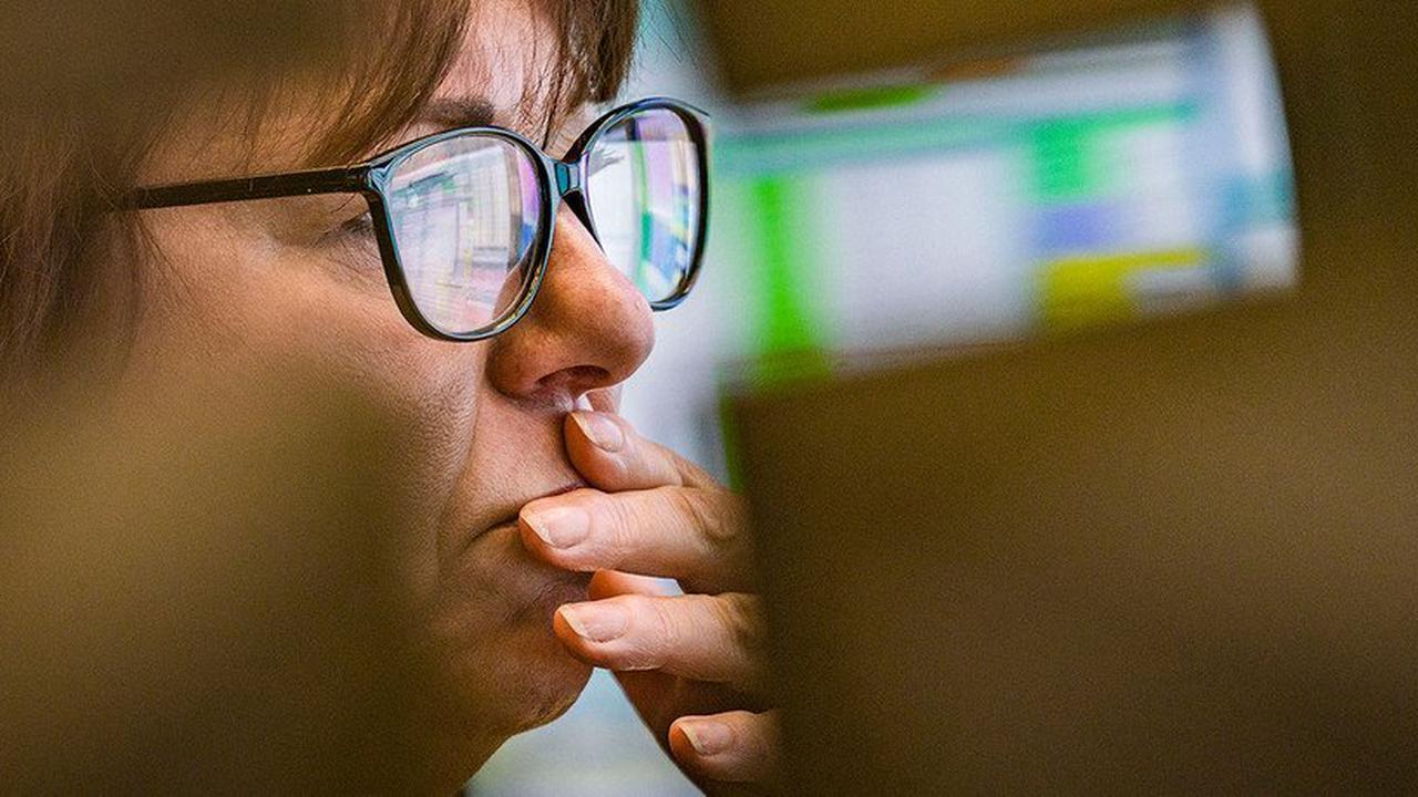 Anleger schalten Gang zurück Eine unruhige Börsenwoche