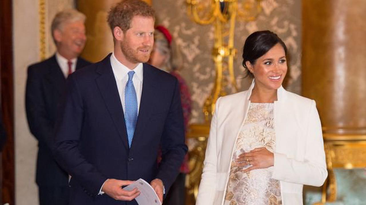 Meghan Markle gets birthday messages from five members of Royal Family