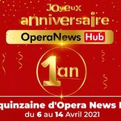 Grâce au métier de contributeur à Opéra News hub, je suis presque millionnaire