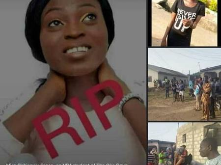Lady murdered and raped for the third time in Ibadan (see pictures)