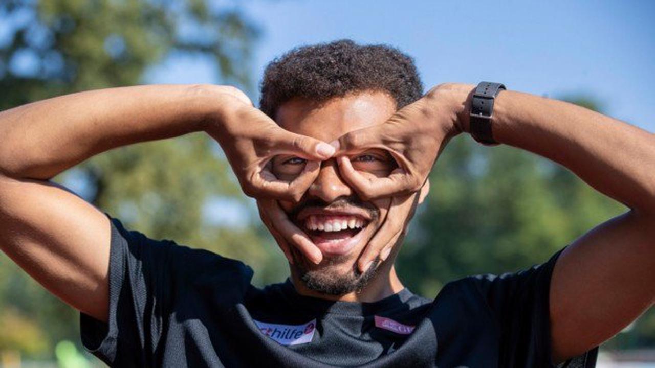 Gold-Doppelschlag von Leichtathletik-Ass Ayodeji
