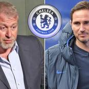 Finally, Frank Lampard speaks on his sacking by Chelsea