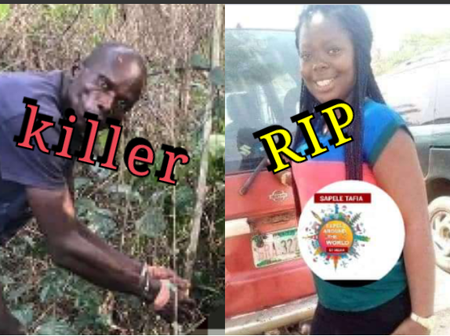 PHOTOS: A Man Killed His Girlfriend Over An Adultery Allegation, Drank Sniper To Kill Himself