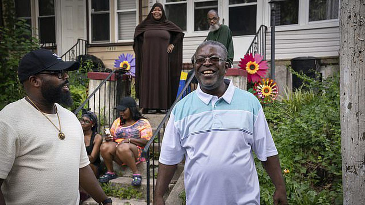 Black Philadelphia man, 60, is freed from prison 30 years after he was jailed for a murder of storeowner he didn't commit when witnesses recanted their statements against him