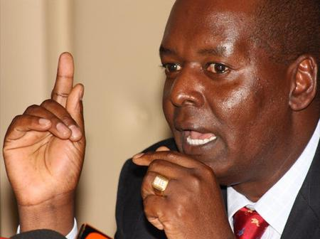 Itumbi Alleges These Two Legislatures Of Spearheading Kimunya's Removal As the Majority Leader