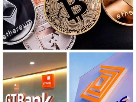 Crypto Ban: All Access Bank and GT Bank customers should take note of this important Information