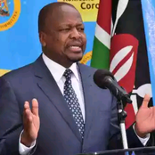 Approaching Lockdown? CS Kagwe Gives a Warning To Kenyans Who Break Coronavirus Rule