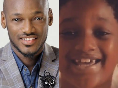 Pictures of Olivia Idibia as 2Baba is Celebrating Her Daughter's Birthday Today