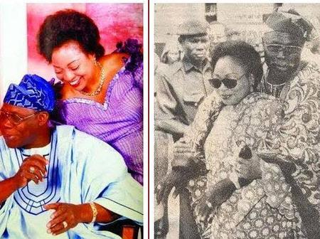 Photos Of President Buhari, Obasanjo, Jonathan And Other Former Nigerian Presidents With Their Wives