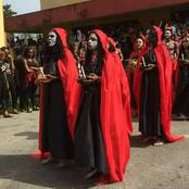 The Main Reason Why Theatre Arts Students Dress Up Like Ritualists
