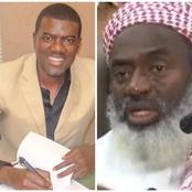 Sheikh Gumi Is Not A Peace Negotiator, He Is A Terror Facilitator - Reno Omokri
