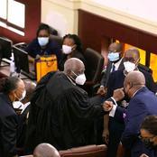Massive Reactions As JM Congratulates Tsatsu Tsikata After Supreme Court Ruling (Photos)