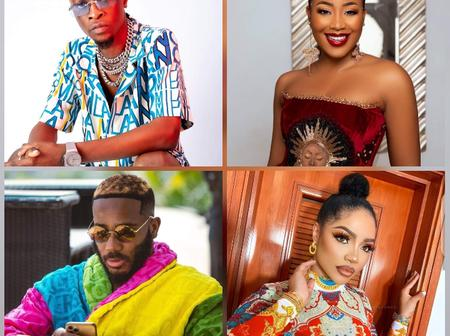 Check Out 10 Ex-BBnaija Housemates That Ignored Erica's Birthday