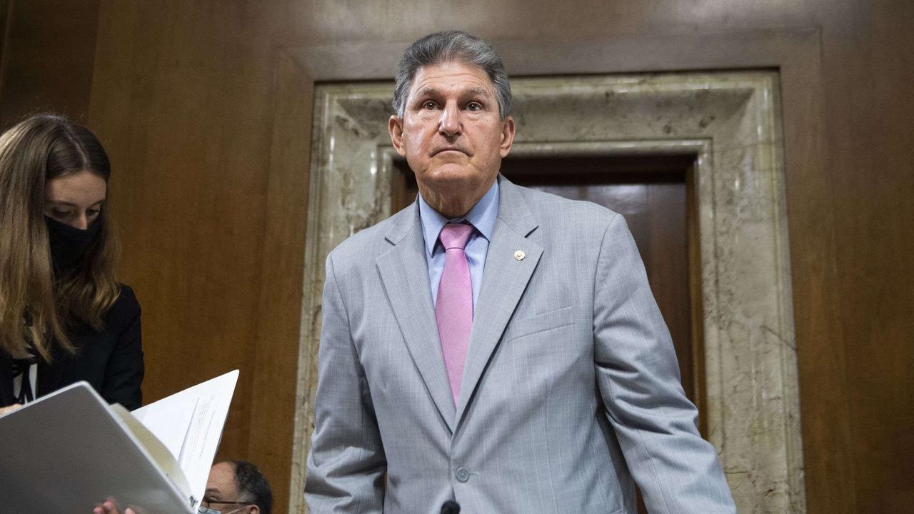 Manchin opposition weakens DC statehood chances