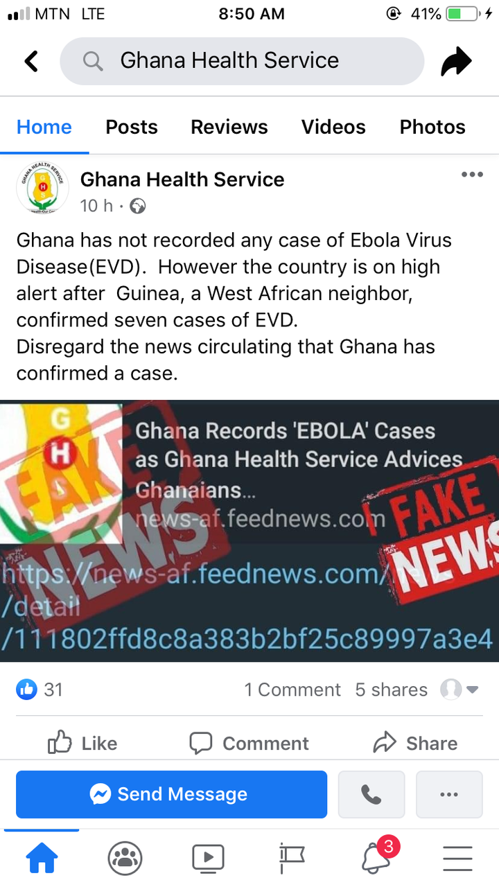 ee9a8c01bcfb43a4932f7fe237bc15a9?quality=uhq&resize=720 - GHS React To Report That Ghana Has Recorded First Ebola Case