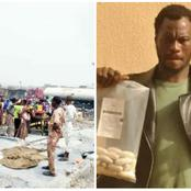 Today's Headlines; Man Nab With Cocaine Worth N1bn In Sokoto, Food Shortages Hit Southern States