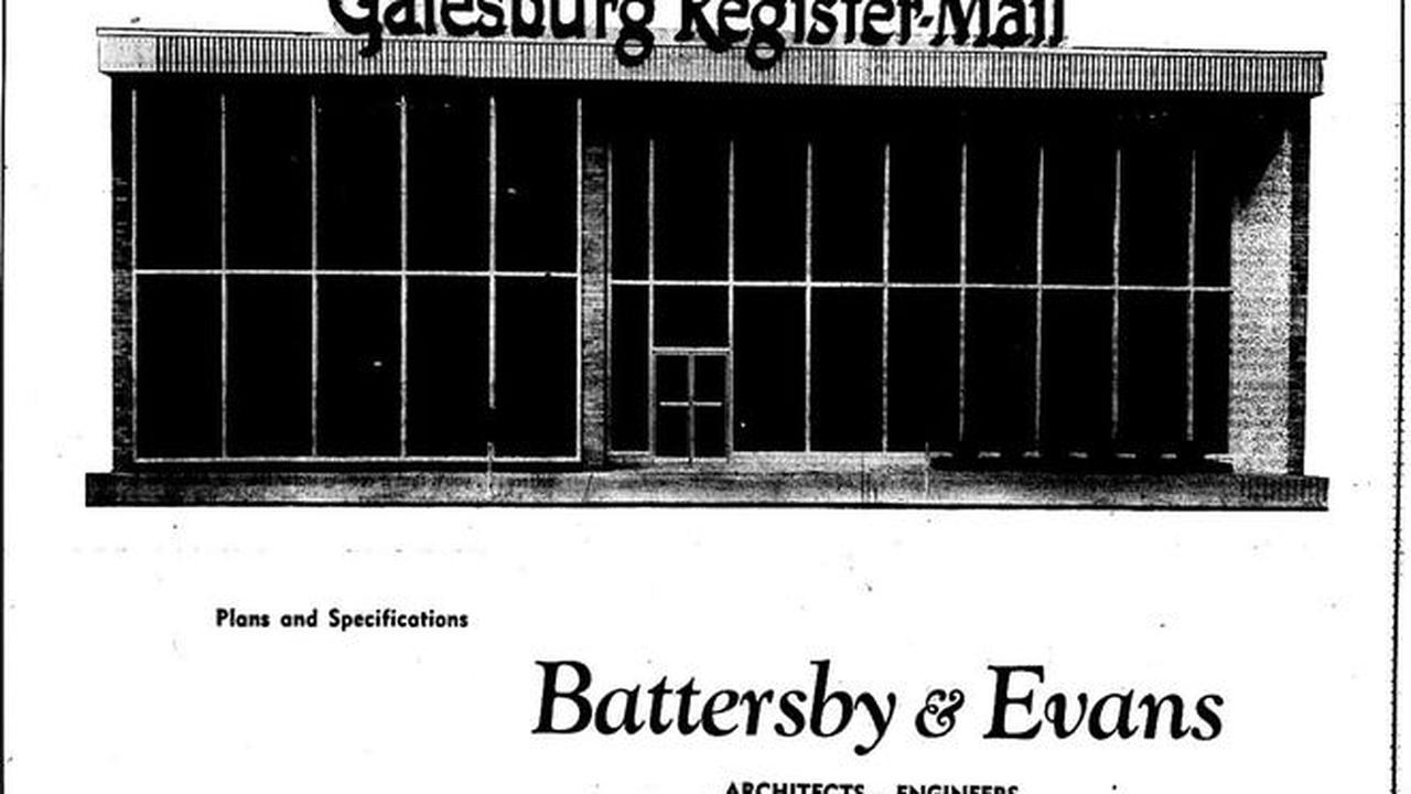 History: A look back at The Register-Mail building