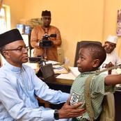Today's Headlines: El Rufai Put Son's Life On the Line In Fresh Statement, APC Blasted By NCCL